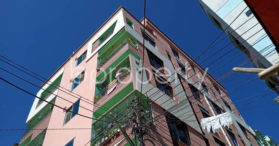 3 Bedroom Flat for Rent in 7 No. West Sholoshohor Ward, Chattogram - A Finely Built 1450 Sq Ft Flat Is Up For Rent In Hamjarbag