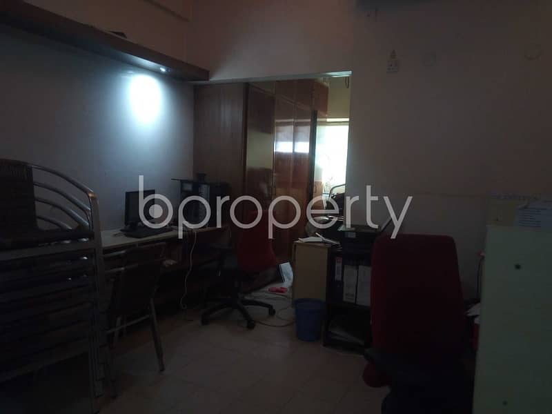 400 Sq Ft Office For Rent In Banani Close To Brac Bank