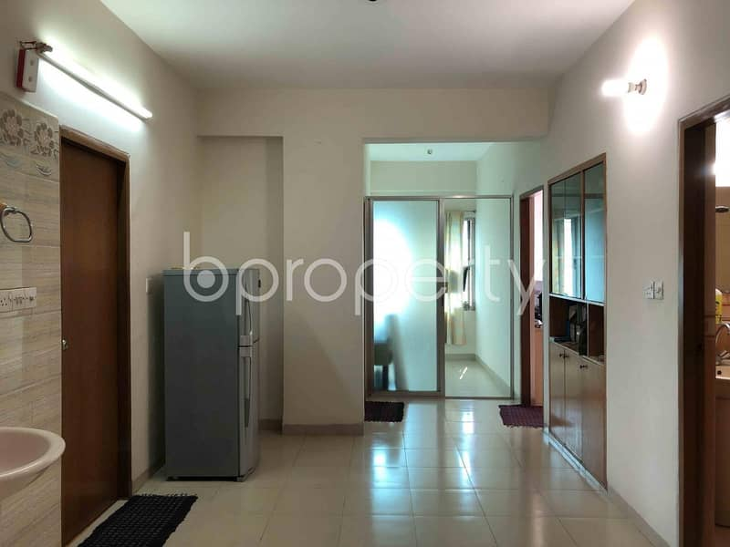 1264 Sq Ft Apartment Is Available For Sale In The Location Of Dakshin Khan