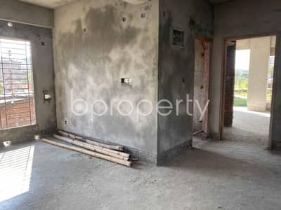 3 Bedroom Apartment for Sale in Aftab Nagar, Dhaka - At Aftab Nagar Nice Flat Up For Sale Near East-West University