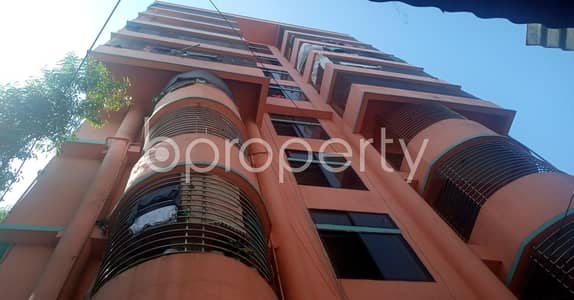 1 Bedroom Apartment for Rent in Halishahar, Chattogram - A Moderate Apartment Of 500 Sq. ft Is Up To Rent In CEPZ .