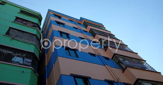 2 Bedroom Apartment for Rent in 7 No. West Sholoshohor Ward, Chattogram - Comfortable And Well Constructed Living Space Is For Rent In Bibirhat