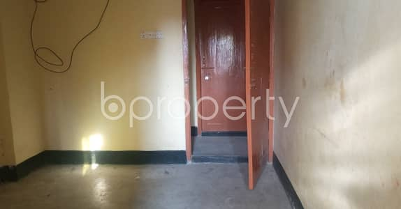 1 Bedroom Flat for Rent in Halishahar, Chattogram - We Have A Single Bedroom Ready Flat For Rent In Bandartila