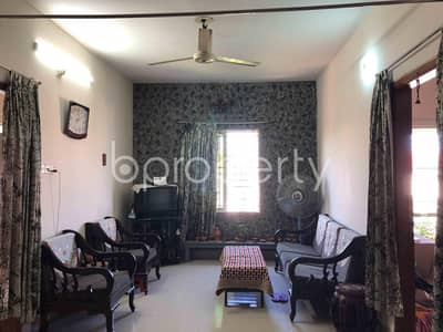 3 Bedroom Apartment for Sale in Dakshin Khan, Dhaka - An Apartment Of 1095 Sq. Ft For Sale Is All Set For You To Settle In Mia Para Close To Baitul Mamur Jame Mosque