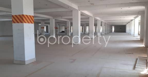 Floor for Rent in Dakshin Khan, Dhaka - Near Gawair Adarsha High School Commercial Floor For Rent