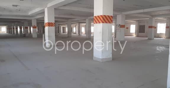 Floor for Rent in Dakshin Khan, Dhaka - 25000 Sq. Ft Commercial Apartment For Rent In Dakshin Khan Nearby Gawair Adarsha High School.