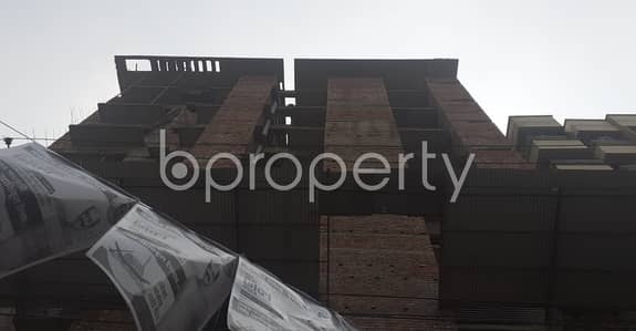 3 Bedroom Apartment for Sale in Adabor, Dhaka - An Apartment Up For Sale Is Located At Adabor, Near To Adabor Thana Bus Stand