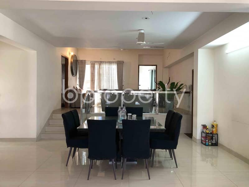 Near Playpen School, Flat For Sale In Bashundhara R-A