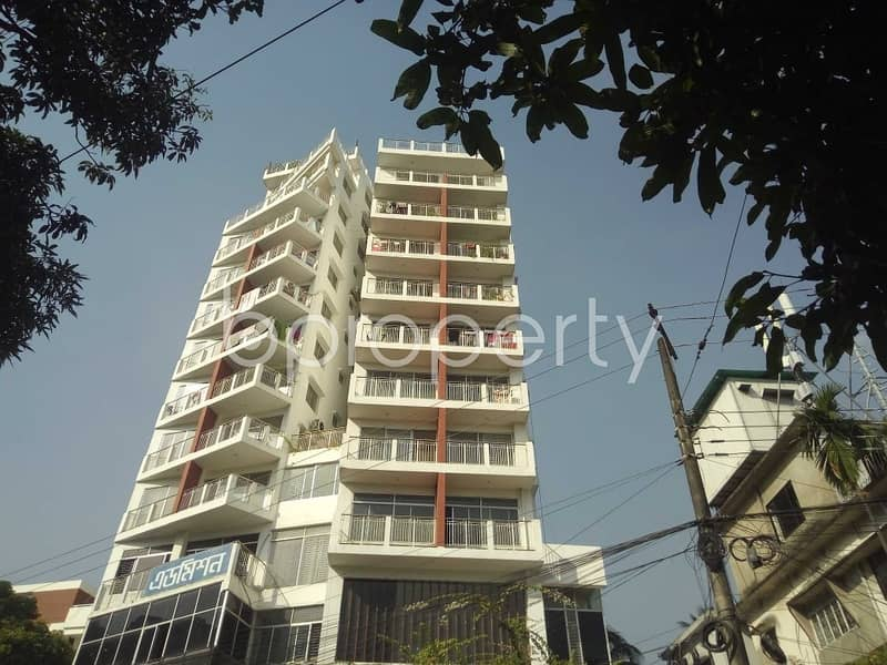 Including 3000 Sq Ft, This Living Space Is For Rent In Panchlaish.