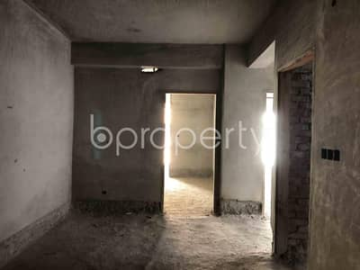 Reside Conveniently In This Well Constructed 1530 Sq. Ft Flat For Sale In Bashundhara R-A