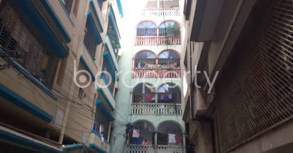 2 Bedroom Flat for Rent in Jamal Khan, Chattogram - Start Living In This Nice Flat Of 900 Sq Ft Located At Rahmatganj Is Vacant For Rent