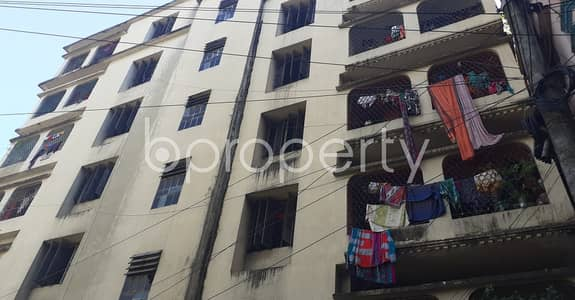 3 Bedroom Flat for Rent in Jamal Khan, Chattogram - Convenient And Well-constructed 1000 Sq Ft Flat Is Ready For Rent At Rahmatganj