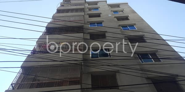 4 Bedroom Apartment for Rent in Ibrahimpur, Dhaka - A very beautiful 1400 SQ FT flat is now available for rent in Ibrahimpur