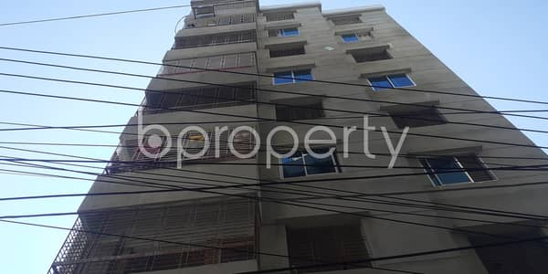 4 Bedroom Flat for Rent in Ibrahimpur, Dhaka - A very beautiful 1400 SQ FT flat is now available for rent in Chikha Bazar, Chikha Bazar