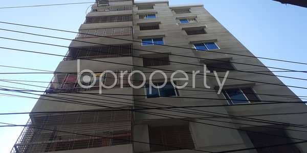 4 Bedroom Flat for Rent in Ibrahimpur, Dhaka - Picture yourself in this residential apartment of 1400 SQ FT for rent in Ibrahimpur