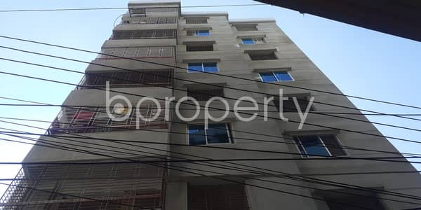 4 Bedroom Apartment for Rent in Ibrahimpur, Dhaka - Picture yourself in this residential apartment of 1400 SQ FT for rent in Chikha Bazar, Ibrahimpur