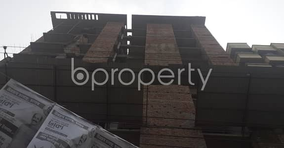 3 Bedroom Flat for Sale in Adabor, Dhaka - An Apartment Is Ready For Sale At Adabor, Near Adabor Thana Bus Stand