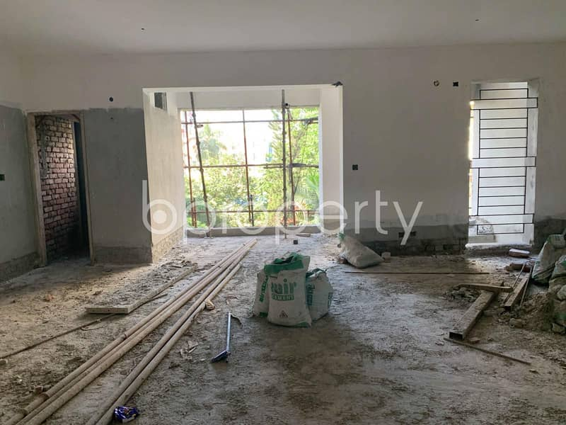 Near Daffodil Polytechnic Institute, A 3100 Square Feet Flat Is For Sale In Dhanmondi