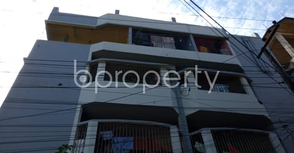 2 Bedroom Apartment for Rent in 7 No. West Sholoshohor Ward, Chattogram - 950 SQ FT road sided flat for rent in West Sholoshohor Ward