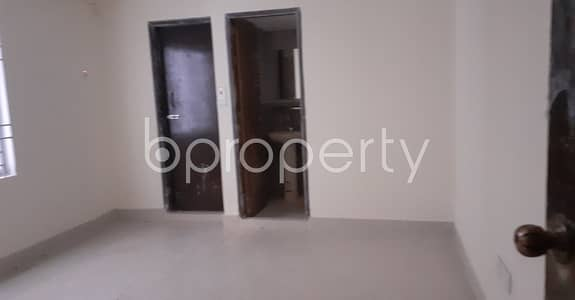 2 Bedroom Flat for Rent in Jamal Khan, Chattogram - A Nice And Small Sized 700 Sq Ft Apartment Is Available For Rent At Jamal Khan