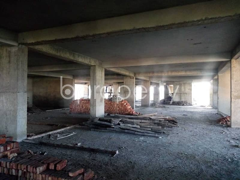 Ample Commercial Floor Of 10000 Sq Ft Is Waiting For Rent In Bayazid