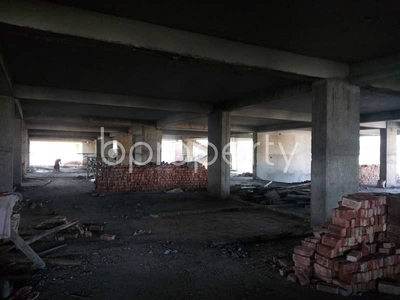 Remarkable Commercial Floor Of 15000 Sq Ft Is Available For Rent In Bayazid