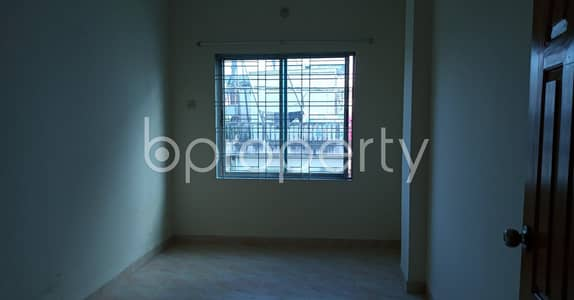 3 Bedroom Apartment for Rent in 7 No. West Sholoshohor Ward, Chattogram - Check This Flat In 7 No. West Sholoshohor Ward For Rent Which Is Ready To Move In