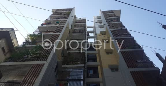 3 Bedroom Flat for Sale in Shahjahanpur, Dhaka - In The Beautiful Neighborhood In North Shahjahanpur A 1257 Sq. Ft Flat Is Up For Sale
