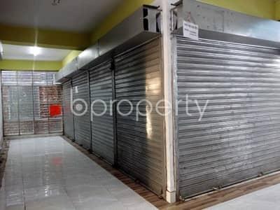 ভাড়ার জন্য এর দোকান - বায়েজিদ, চিটাগাং - 109 Sq Ft Commercial Shop Is For Rent At Bayazid, Aturar Depo.