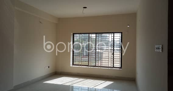 5 Bedroom Flat for Sale in Bashundhara R-A, Dhaka - This 2810 Sq. Ft Flat In Bashundhara R-A , With A Convenient Price Is Up For Sale