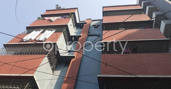 2 Bedroom Flat for Rent in Taltola, Dhaka - In The Nice Location Of West Kafrul, This 700 Sq Ft Flat Is Waiting For Rent