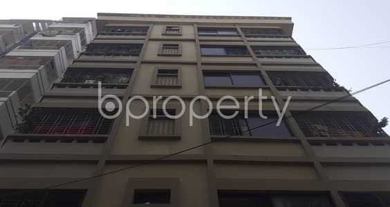 3 Bedroom Apartment for Rent in Banasree, Dhaka - Graceful Flat Of 1200 Sq Ft Is Prepared For Rent In Banasree Near Banasree Central Mosjid