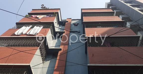 2 Bedroom Flat for Rent in Taltola, Dhaka - Check This Nice 900 Sq Ft Flat For Rent At West Kafrul