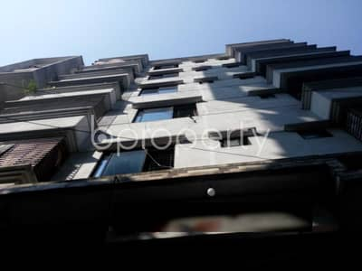 2 Bedroom Apartment for Rent in Joar Sahara, Dhaka - You can find a wonderful 800 SQ FT flat for rent in Joar Sahara