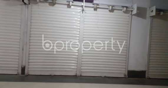 Shop for Sale in Adabor, Dhaka - A 262 Square Feet Shop Is Up For Sale In Janata Housing Society.