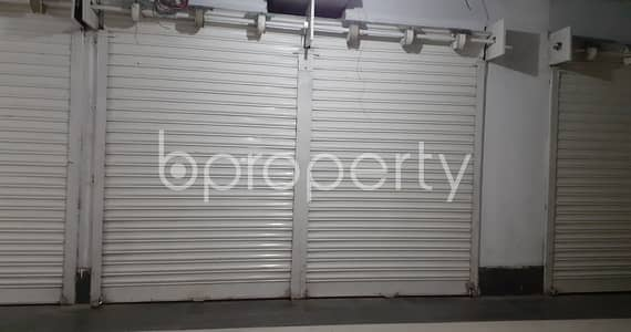 Shop for Sale in Adabor, Dhaka - In Janata Housing Society A 121 Sq. Ft Shop Is Ready And Vacant For Sale