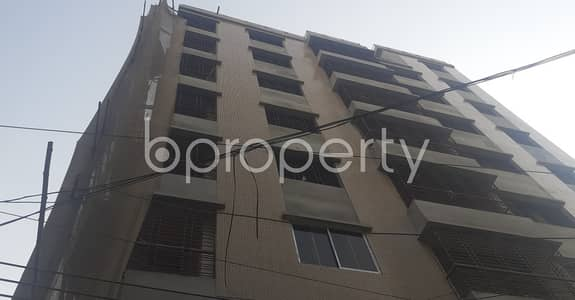 Office for Rent in Mohammadpur, Dhaka - A New 1800 Sq Ft Office In Mohammadpur Nearby Biddaniketon Model School Is Up For Rent .