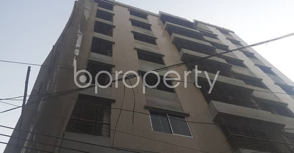 Office for Rent in Mohammadpur, Dhaka - An Office In The Location Of Mohammadpur Nearby Biddaniketon Model School Is For Rent.