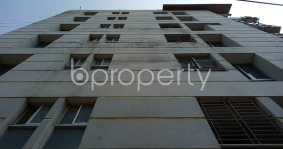 2 Bedroom Flat for Rent in Bashundhara R-A, Dhaka - Affordable And Cozy 2 Bedroom Flat Is Up For Rent In The Location Of Bashundhara R-A Very Close To International School Dhaka (ISD).
