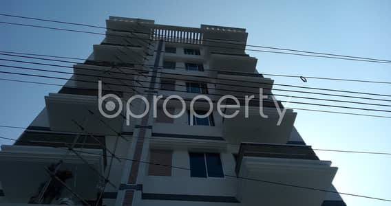 3 Bedroom Apartment for Rent in Bashundhara R-A, Dhaka - Make your residence in a 1500 SQ FT rental property at Bashundhara R-A