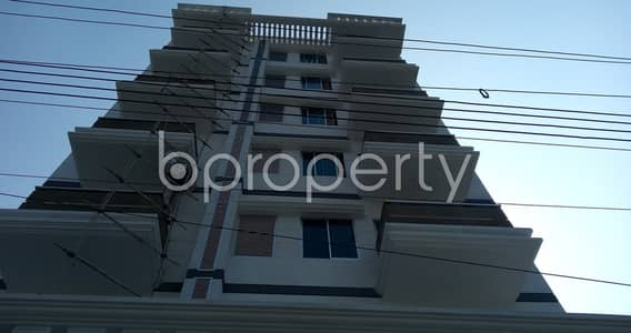 3 Bedroom Flat for Rent in Bashundhara R-A, Dhaka - Make your residence in a 1500 SQ FT rental property at Bashundhara R-A, Block E
