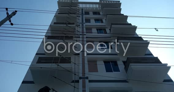 3 Bedroom Apartment for Sale in Bashundhara R-A, Dhaka - Make your residence in a 1500 SQ FT Sale property at Block E, Bashundhara R-A