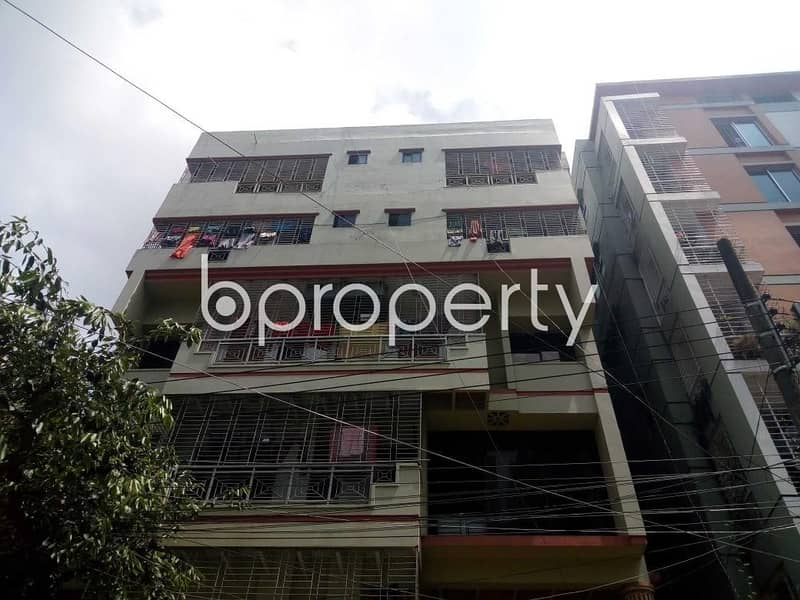An Apartment Is For Sale In Uttara Nearby Uttara Police Station