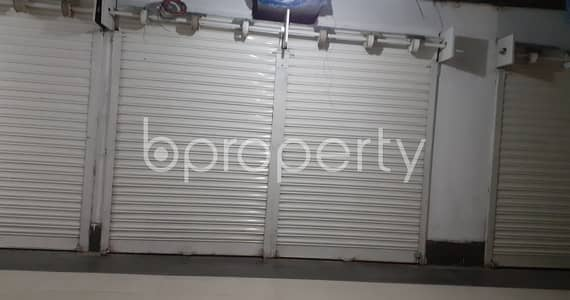 Shop for Sale in Adabor, Dhaka - Take A Look At This 120 Square Feet Commercial Shop Space For Sale In Janata Housing Society .