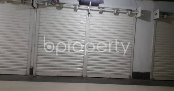 Shop for Sale in Adabor, Dhaka - A 120 Square Feet Shop Space For Sale Near Greenland Residential School & College In Janata Housing Society