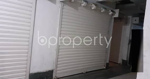 Shop for Sale in Adabor, Dhaka - See This 262 Square Feet Shop Space Which Is Up For Sale In Janata Housing Society .