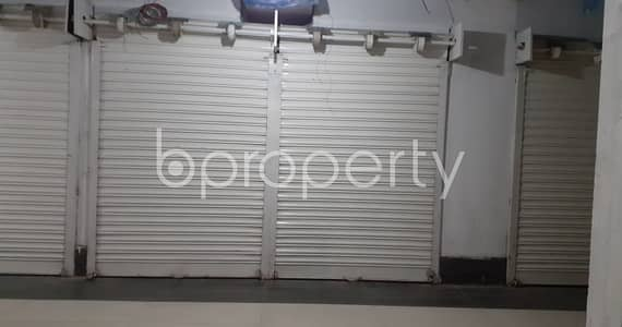 Shop for Sale in Adabor, Dhaka - This 137 Square Feet Commercial Shop For Sale Close To Greenland Residential School & College In The Location Of Janata Housing Society.