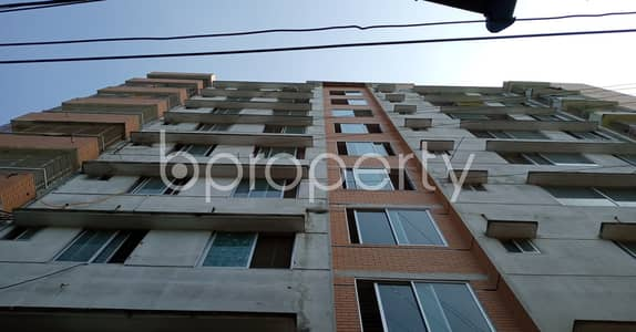 2 Bedroom Apartment for Rent in 7 No. West Sholoshohor Ward, Chattogram - Make This 1330 Sq Ft Flat Your Next Residing Location, Which Is Up For Rent In 3 No Jalil School Lane, West Sholoshohor .