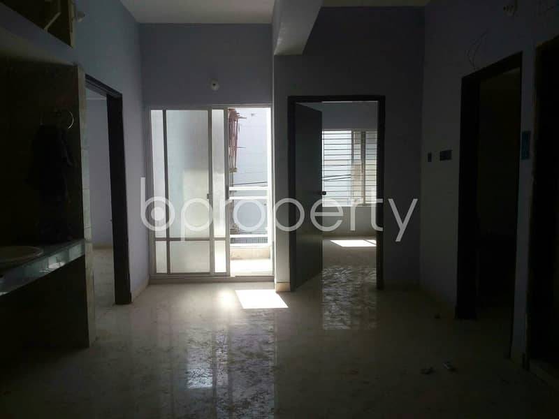 Take rent of a nicely done 2000 SQ FT residential flat located at Khulshi