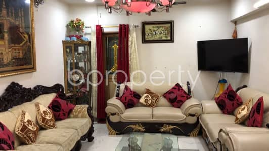 3 Bedroom Flat for Sale in Paribagh, Dhaka - Visit This Apartment For Sale In Paribagh Near NRBC Bank Limited